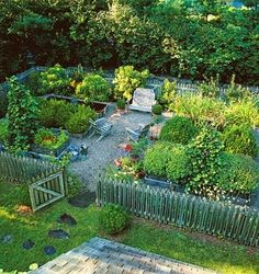 Compulsively Compiled: Compiling a Garden
