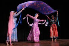 Persian Dance, Silk Road Dance Company