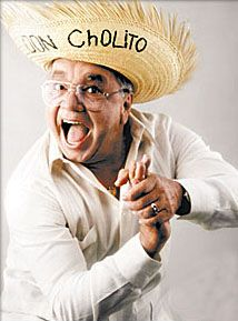 Giuseppe Michael Agrelot (April 1927 – January also known as José Miguel Agrelot or Don Cholito, was a comedian, radio and television host in Puerto Rico. Agrelot was born in Santurce, Puerto Rico of Italian descent. Puerto Rico Island, Puerto Rico Food, Puerto Rican Music, Puerto Rican People, Kid Capri, Puerto Rico History, Puerto Rican Culture, Puerto Rican Recipes, Famous Places