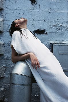 Clarice Vitkauskas by Lea Colombo for Brace Magazine September 2013
