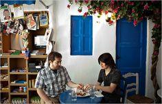 Souvlaki GR - New York. Beautiful Greek restaurant on LES