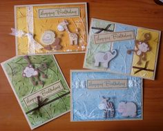 I designed and created these! Two of them were published in Scrapbook Creations. Jasmine Eccles