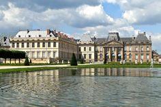 Chateau de lunevile, France