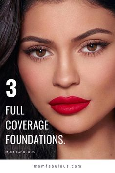 Looking for a full coverage foundation to have you looking snatched? We have 3 foundations that you will love! #MomLife #MomFabulous #Mom #Beauty #Makeup #Lipsticks #Foundations Makeup Tips, Beauty Makeup, Beauty Tips, Beauty Hacks, Full Coverage Foundation, Thing 1, Anti Aging Tips, Ways To Save, Simple Living