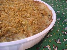 Broccoli Cauliflower Casserole