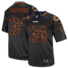 6b85386aa Pre-order the new 2012 NFL Men s Elite Nike Chicago Bears  34 Walter Payton