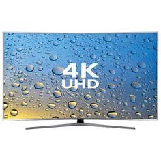 Téléviseur intelligent incurvé DEL Ultra HD 3D 4K Tizen de 88 po de Samsung (UN88JS9500FXZC)