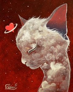 """ LITTLE HEART "" Original painting by Raphaël Vavasseur art Art portal: http://ift.tt/2a10ynv The original is available in Ebay: http://ift.tt/2aN1IPf Fine art print in Etsy: http://ift.tt/1dFMdtA "" PETIT COEUR "" Peinture originale de Raphaël Vavasseur art Portail d'art: http://ift.tt/2a10ynv L'originale est disponible sur Ebay: http://ift.tt/2aN2c83 Tirage d'art sur Etsy: http://ift.tt/1dFMdtA"