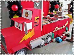 136 Mejores Imagenes De Fiesta Tematica Cars Car Theme Parties