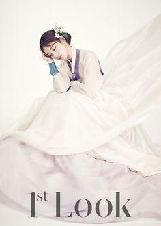 MissA Suzy in #Hanbok