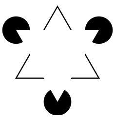 Motif de Kanizsa — Wikipédia