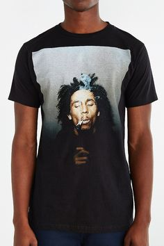 Bob Marley Tee - Urban Outfitters