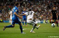 Gol de Di María. Real Madrid vs Almería