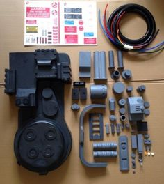 A. Hero style proton pack kit | Nickatron props