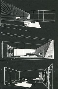 darquitectura: (vía Craig Ellwood. Arts and Architecture. Sep 1950: 34 | RNDRD)
