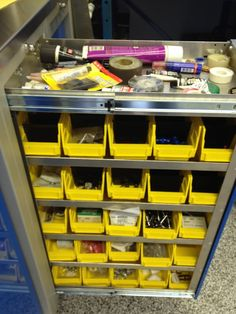 What do your Storage Cabinets look like? - Page 12 - The Garage Journal Board