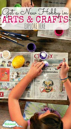 You know you need to relax. Why not explore a list of hobbies in Arts & Crafts and see just how relaxing it can be? Click here now http://www.hobsess.com/arts-crafts or Pin to review the list later.