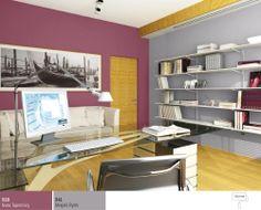 Jakie kolory ścian wybrać do biura