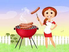 Resultado de imagem para desenhos de chefe de cozinha menina