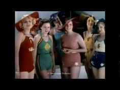 Hailing from the glamor days of the early 1930s, this rare color film is a beautiful visual archive of vintage women's swimsuits . Footage courtesy of the Internet Archive and Prelinger Archive.Music by Annette Hanshaw