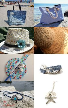 Let's go to the beach by Semka Guso on Etsy--Pinned with TreasuryPin.com