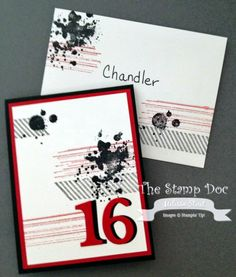 Chandler - Chandler by Melissa Stout at The Stamp Doc