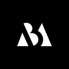 MB Monogram by Richard Baird. #logo #branding #design