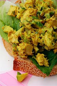 Curry & Thyme Chicken Salad