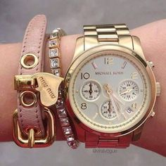 Michael kors watches www.justtrendygir...