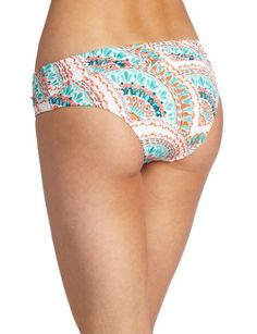 $40 Roxy Juniors Dream About Foldover Brief, White, LargeFrom Roxy $40