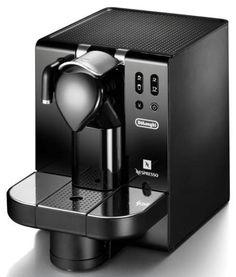 DeLonghi Nespresso Coffee Machine #CapsuleCoffeeMachine