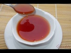 sweet and sour sauce with lemonand oranges Peruvian Dishes, Peruvian Recipes, Easy Sweet And Sour Sauce Recipe, Sauce Recipes, Cooking Recipes, Salsa Dulce, Whats For Lunch, Mexican Food Recipes, Ethnic Recipes