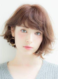 ボブの2015秋冬 ヘアカタログ・髪型ヘアスタイル 今、No.1の髪型は?