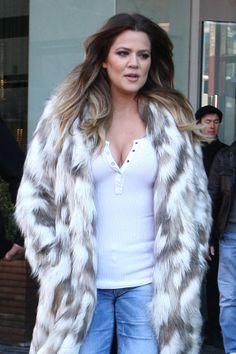 Khloe Kardashian to Fur: FXCK YO!