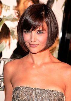 Katie Holmes: Hair Bob