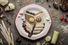 Photographer Agustín Nieto and Stylist Anna Keville Joyce Play With Their Food