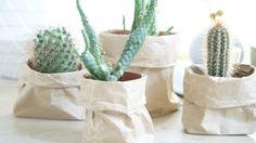 DIY: Maak je eigen mini paperbags - Siefshome