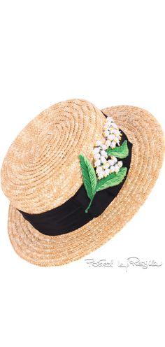 Cappelli di paglia · Regilla ⚜ Alexander Arutyunov Baciata Dal Sole ffdc10f75a55