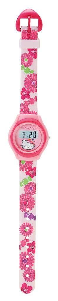 Hello Kitty Kimono Digital Wristwatch