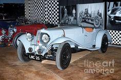 1934 Aston Martin 1.5 Liter Mk. II
