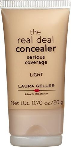 Laura Geller Real Deal Concealer  Light >>> You can get more details by clicking on the image.