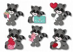 Valentine Racoons