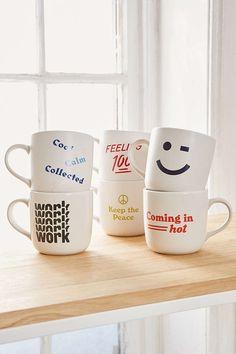 Work Mug - Urban Outfitters