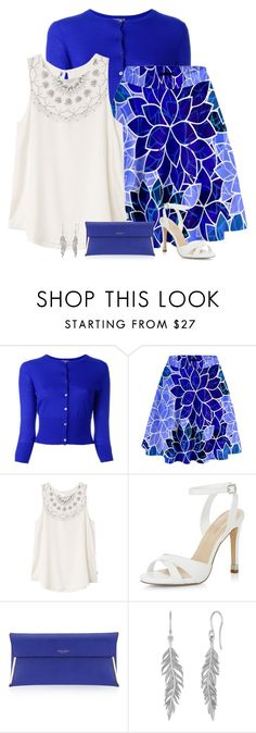 """sunday"" by divacrafts ❤ liked on Polyvore featuring N.Peal, RVCA, New Look, Henri Bendel and Original"