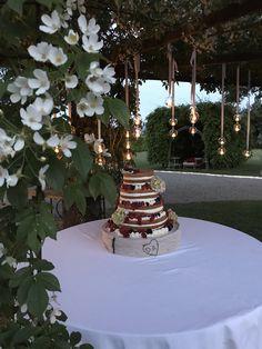real wedding // Matrimonio a tema Albero della vita, matrimonio stile rustico, matrimonio romantico dal colore rosa e bianco: ecco un dettaglio dello sweet table del matrimonio di Alessandro e Deborah