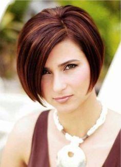 Мелирование на короткие волосы - 93 фото темных и светлых ...