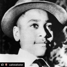 "#Repost @callistafoster  Emmett Till was 14 years old when they lynched him. Today he would have turned 79. It only took the jurors 67 minutes to acquit his killers. ""We wouldn't have taken so long if we hadn't stopped to drink pop."" This is why we say: #BlackLivesMatter  #EmmettTill #thisisamerica #racializedviolence #racism #defundthepolice #systematicracism #policebrutality #breonnataylor #justiceforbreonnataylor #endqualifiedimmunity"
