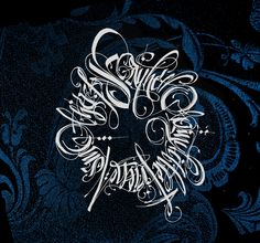 Calligraphy by Mosoffice on Behance