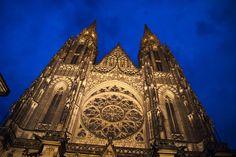 Praga - Prague - Praha Catedral de São Vito