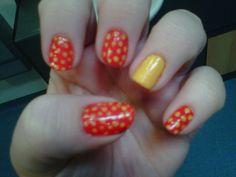 dottty nails